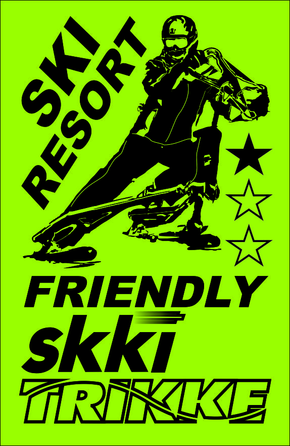 SKII TRIKKE friendly